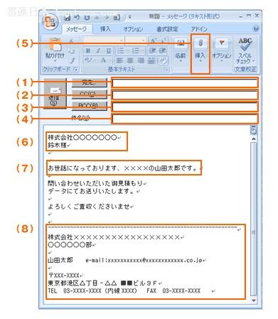 工作日语--日企商务邮件不能犯的错误!